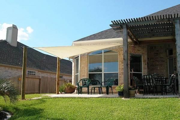CEXTTRRA_SAND, protection solaire - voile d