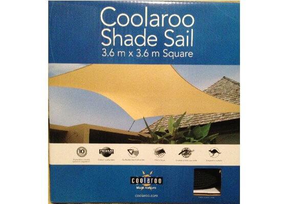 shade sail - protection uv