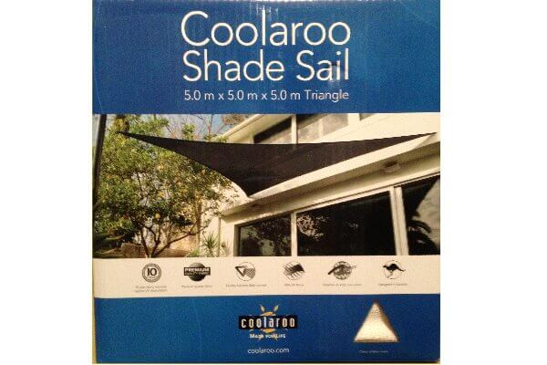 voile d'ombrage -  protection solaire
