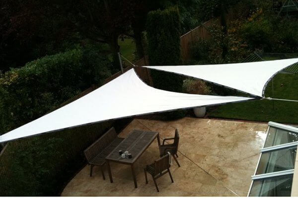 voile d'ombrage - shade sail