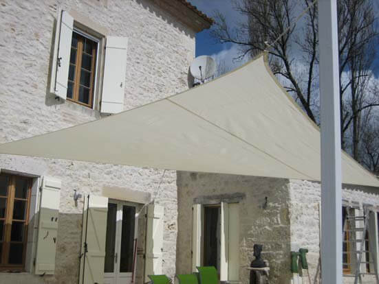 voile d'ombrage triangulaire - shade sail-in5