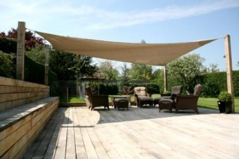 protection solaire -  protection solaire - shade sail